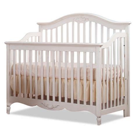 antique white baby crib baby convertible crib in milan antique white