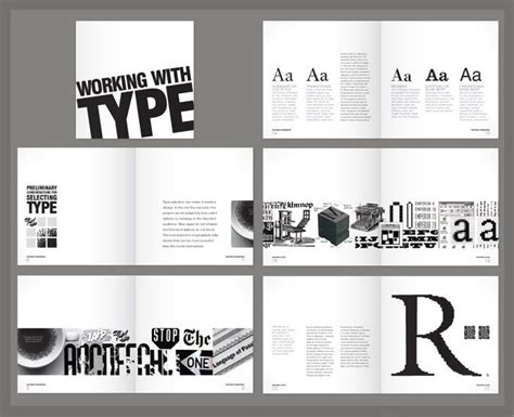 picture book layout book layout project book typography