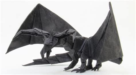origami darkness how to make an origami darkness 2 0 tadashi mori