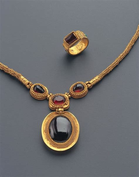ancient jewelry hellenistic jewelry set ancient some of