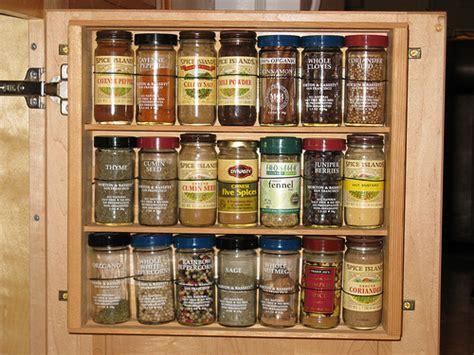 inside cabinet door spice rack spice rack inside kitchen cabinet door paleotool s weblog