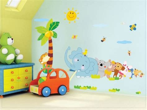 childrens nursery wall stickers childrens wall decals kids bedroom wall decoration