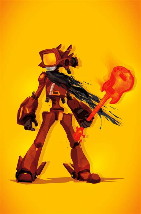 fooly cooly flcl by chasingartwork on deviantart