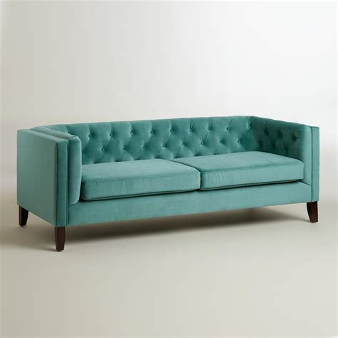 teal sectional sofa 10 velvet sofas to put in your living room immediately