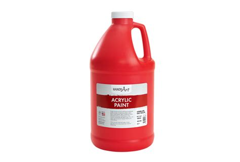 acrylic paint gallon acrylic paint 1 2 gallon