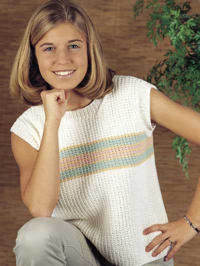 free knitting patterns for summer tops knitting sleeved sweaters casual summer top