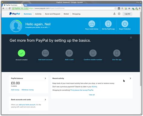 can i make a paypal account without a credit card creating a paypal account vntweb