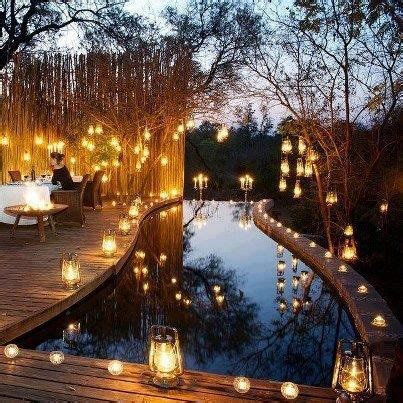 i found candlelit pool pond backyard on wish check it out my world ponds