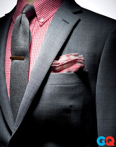 gq knit tie the gq guide to pocket squares charcoal suit knit tie