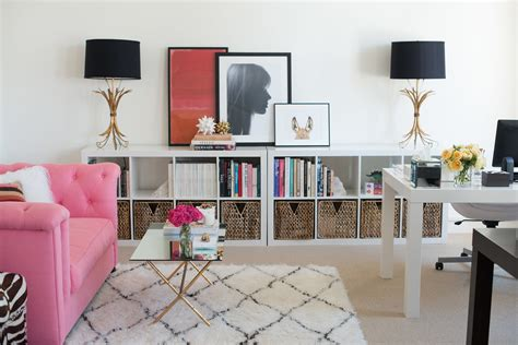 trendy office decor office decorating ideas from ruby press popsugar home