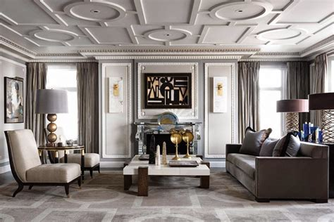 Kelly Hoppen Dining Room by Top 10 French Interior Designers Luxdeco Com