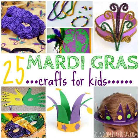 mardi gras crafts for 25 bon temps mardi gras crafts for