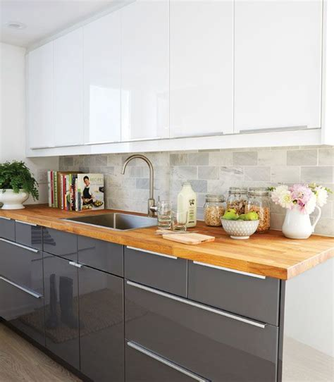 grey gloss kitchen cabinets best 25 high gloss kitchen cabinets ideas on
