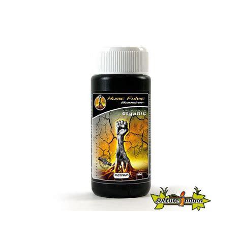 engrais humic fulvic booster croissance et floraison 100ml platinium nutrients platinium