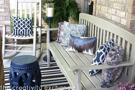spray painting outdoor wood furniture hometalk front porch rev how to spray paint outdoor