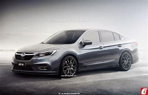 Subaru Legacy Scoop by 2020 Subaru Legacy Design Technical Details And