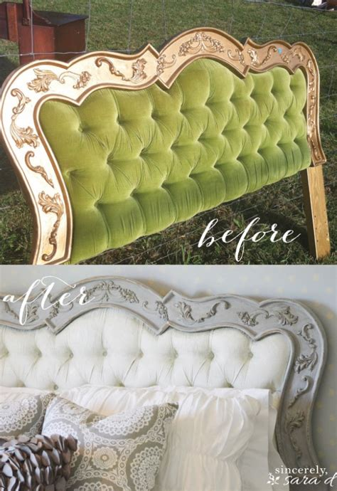chalk paint headboard ideas 40 chalk paint furniture ideas page 7 of 8