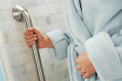 designer grab bars for bathrooms moen r8736d3gbn 36 inch designer bathroom grab bar brushed nickel home improvement