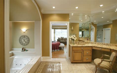 Neutral Colored Bathrooms by Spa Style Bathrooms House Plans And More