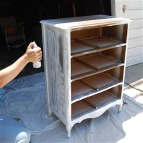 spray painting wood how to paint wood furniture spray paint tip junkie