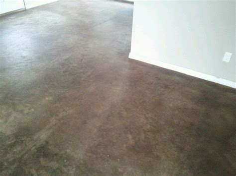 behr paint colors for concrete floors stained concrete desert oasis by behr for the home
