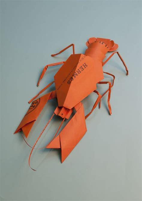 origami lobster 17 best images about lobster on elsa