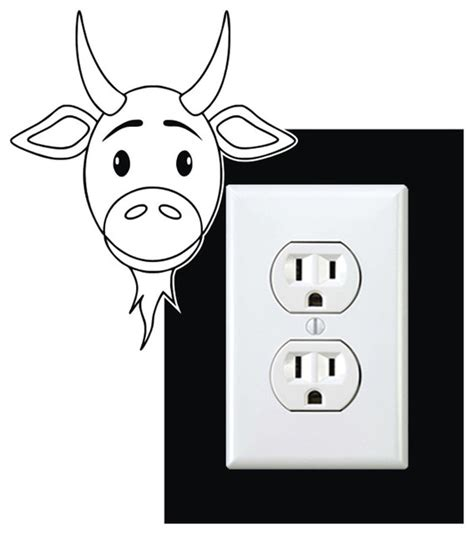 wall stickers outlet outlet goat sticker eclectic wall stickers