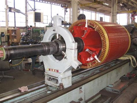 Industrial Electric Motor Service by Industrial Electric Motor Repair Service Rewinding
