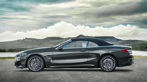 New Bmw 8 Series by New Bmw 8 Series Convertible Drops Its Top In Style
