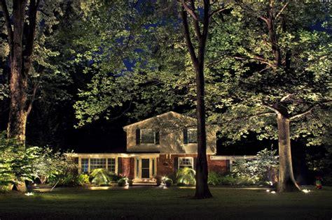 lighting in landscape landscape lighting for year enjoyment lucia