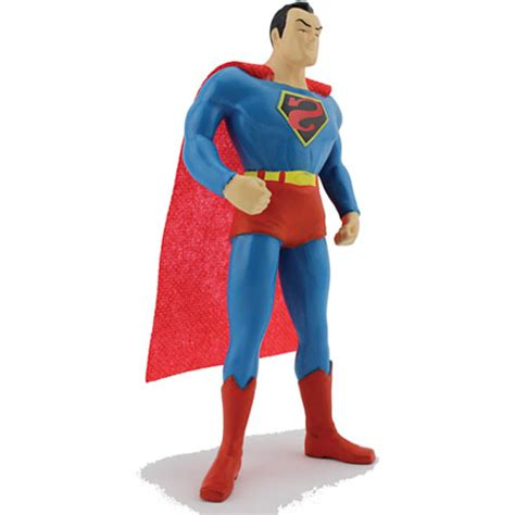 superman rubber st superman 5 5 quot bendable homewood hobby