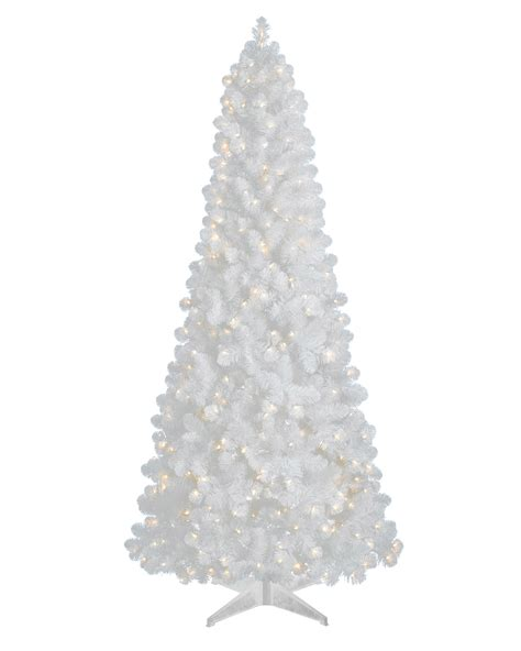 inexpensive white trees artificial rainforest
