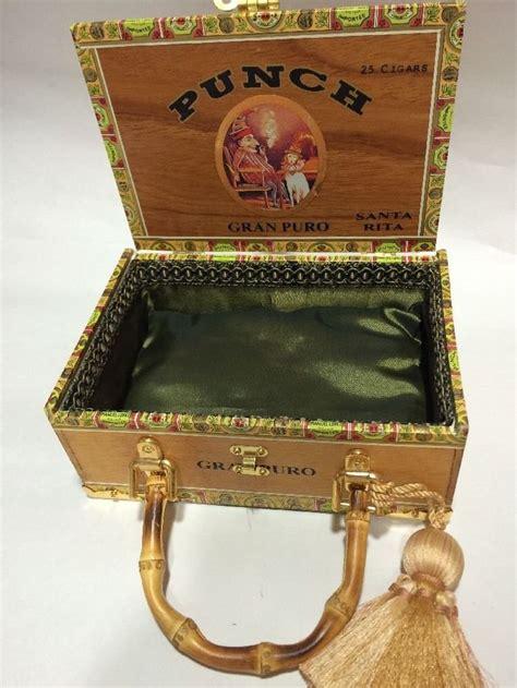 cigar box craft projects 17 best ideas about cigar box purse on cigar