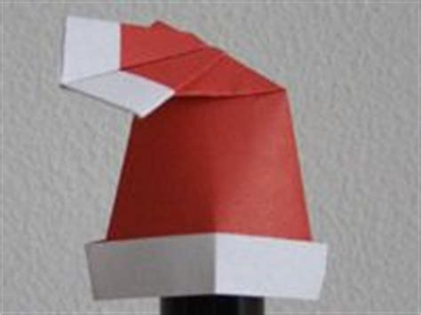 santa hat origami 1000 images about origami santa on origami