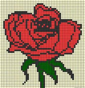 perler bead flower patterns 1000 images about flower perler designs on
