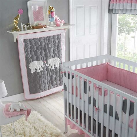 pink and grey nursery decor beautiful pink decoration all about beautiful pink