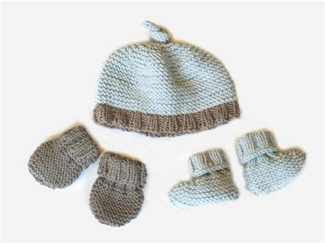 easy knit baby mittens freecraftingideas