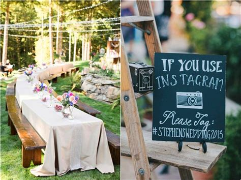 cheap backyard wedding reception ideas 33 backyard wedding ideas