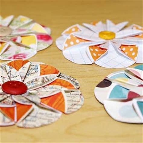 paper crafts tutorials paper flower tutorial simple paper crafts tip junkie