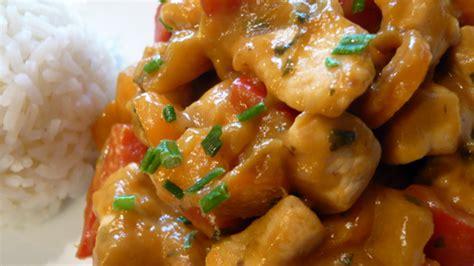 blanc de poulet 224 la p 226 te de curry recettes a cuisiner le meilleur de la cuisine 224