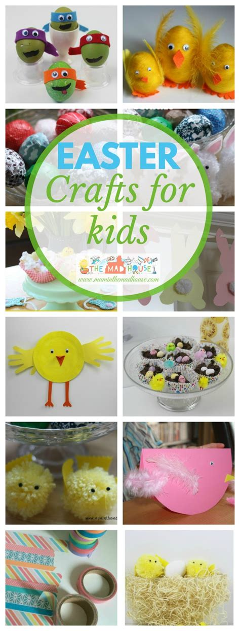 easter craft projects for easter crafts activities and food for in the