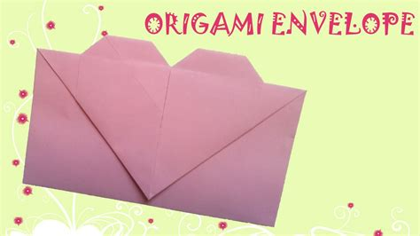 origami simple envelope origami easy origami envelope