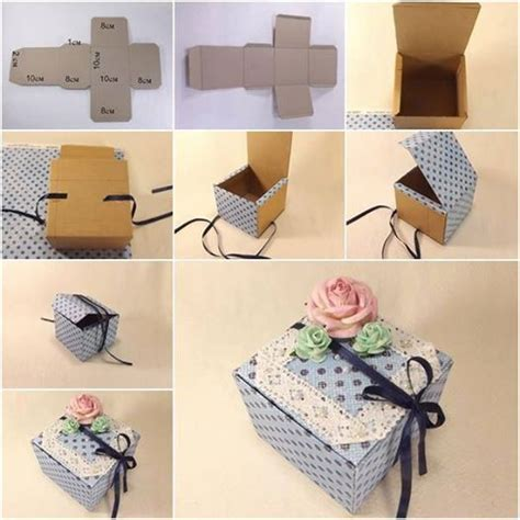 for to make as gifts wonderful diy handmade gift box