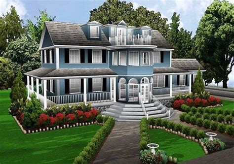 garden home house plans business mobile finance computer and software 187