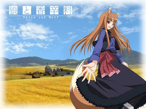 spice and wolf a look at spice and wolf leap250 s