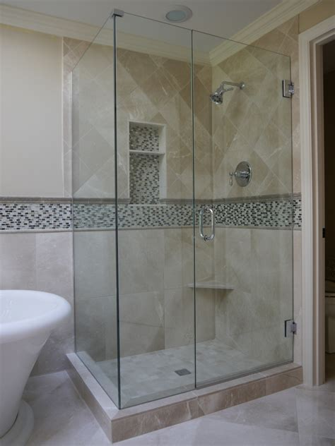 master bathroom shower redmond classic master bath remodel
