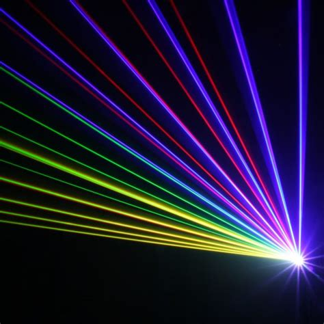 light show projector hawk 3 rgb diode laser 3w laser light show