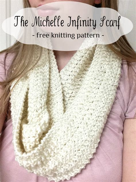 free easy infinity scarf knitting pattern miss stitcher the infinity scarf a free
