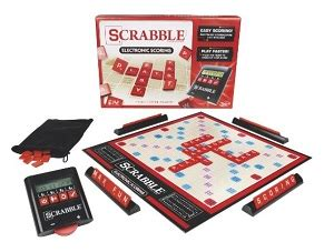 ko scrabble scrabble with electronic scoring only 8 19 from