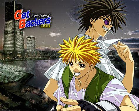 get backers get backers anime photo 28554277 fanpop
